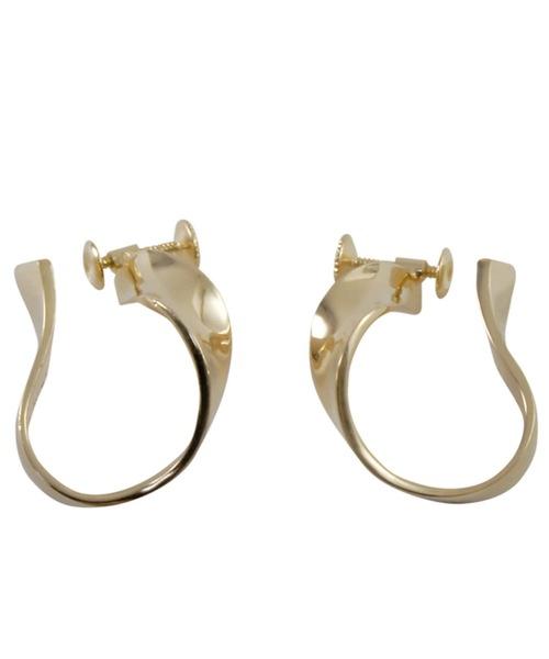 Losau ロサウ / Breeze earrings シルバー925ブリーズイヤリング / lo-p023e