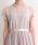 merlot plus(メルロープリュス)の「デコルテシースルーチュールスカートワンピース2404(ドレス)」|詳細画像