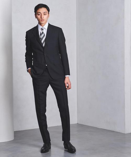 ◎UADB モヘヤ トロピカルウール 3B スーツ