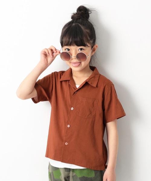 e85101cfbb70a devirock(デビロック)のオープンカラーシャツ(シャツ ブラウス)