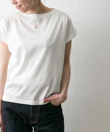 URBAN RESEARCH(アーバンリサーチ)のペルビアンコットンTシャツ(Tシャツ/カットソー)