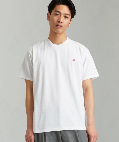 [ユーズドフューチャー]SC★UF SMALL LOGO Tシャツ