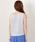 MEW'S REFINED CLOTHES(ミューズリファインドクローズ)の「洗えるフレンチリネンノースリブラウス(シャツ/ブラウス)」|詳細画像