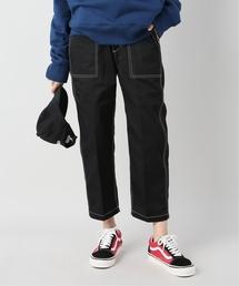 UNIVERSAL OVERALL(ユニバーサルオーバーオール)の【UNIVERSAL OVERALL / ユニバーサル オーバーオール】stitch baker pants(チノパンツ)