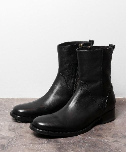 信頼 B1117 サイドジップブーツ(ブーツ) BUTTERO(ブッテロ)のファッション通販, 豊浦町:fba37305 --- kredo24.ru