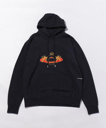 <POP TRADING COMPANY> royal o hooded/パーカー