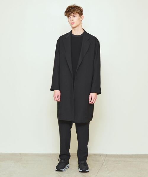 UNITED ARROWS & SONS by DAISUKE OBANA PE CHESTER COAT 20SS