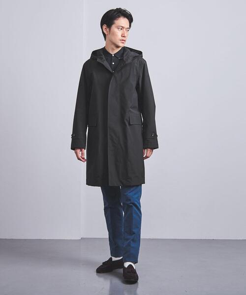 <THE NORTH FACE(ザ・ノースフェイス)> Bold Hooded COAT