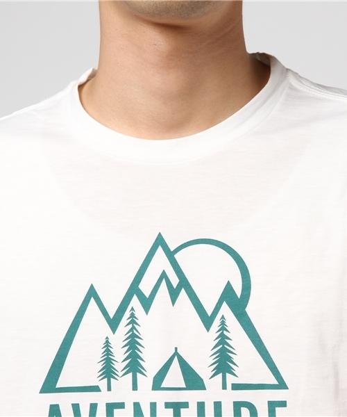 吸水速乾 コーデュラーマウンテンTシャツ