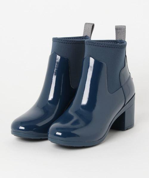 特価商品  【セール】HUNTER HEEL/REFINED MID HEEL MID GLOSS(レインシューズ) HUNTER(ハンター)のファッション通販, イーシスユニフォーム:81dd4c23 --- bebdimoramungia.it
