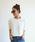 Auntie Rosa Holiday(アンティローザホリデー)の「【Holiday】ヘビーウェイトロングスリーブT  ◆WEB限定◆(Tシャツ/カットソー)」|ホワイト