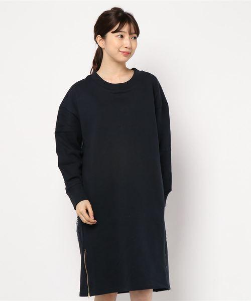 ファッション ACCUSE/ 30/7 度詰裏毛ワンピース(ワンピース)|miniyu(ミニュウ)のファッション通販, D-FORME:c9737beb --- kralicetaki.com