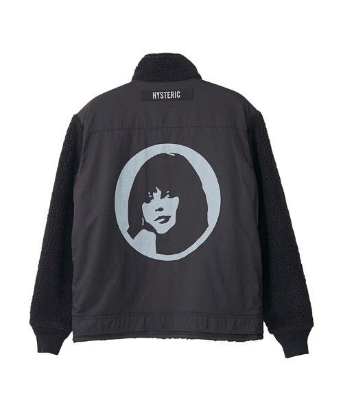 アーミーリメイク リバーシブルフィールドジャケット