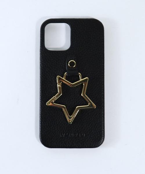 【 Hashibami / ハシバミ 】 iphone12/12pro スマホ・携帯カバー リング付きケース・・