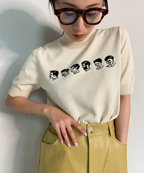 【SANSeLF】we are gentleman tee sanw56