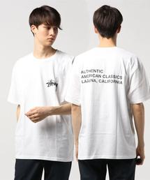 STUSSY(ステューシー)のAmerican Classics Tee(Tシャツ/カットソー)