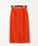 martinique(マルティニーク)の「martinique/ブッチャータイトスカート(スカート)」|レッド