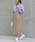 martinique(マルティニーク)の「martinique/ブッチャータイトスカート(スカート)」|詳細画像