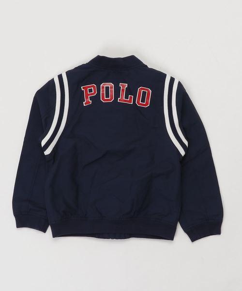 Polo ベースボールジャケット