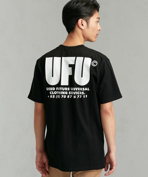 [ユーズドフューチャー]C★UF UFU AD Tシャツ