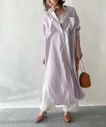 SMF VIS ロングシャツ ワンピース