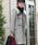 Social GIRL(ソーシャルガール)の「ミドル丈ダッフルコート【2つの丈から選べるダッフルコートシリーズ】(ダッフルコート)」 詳細画像
