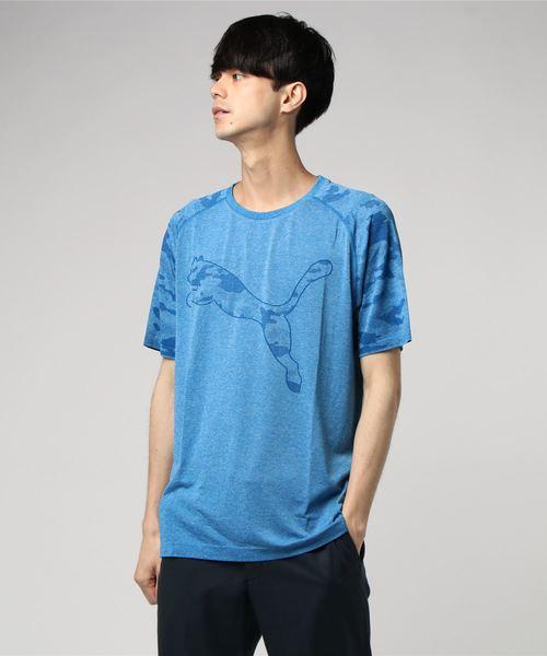 EVOKNIT シームレス SS Tシャツ