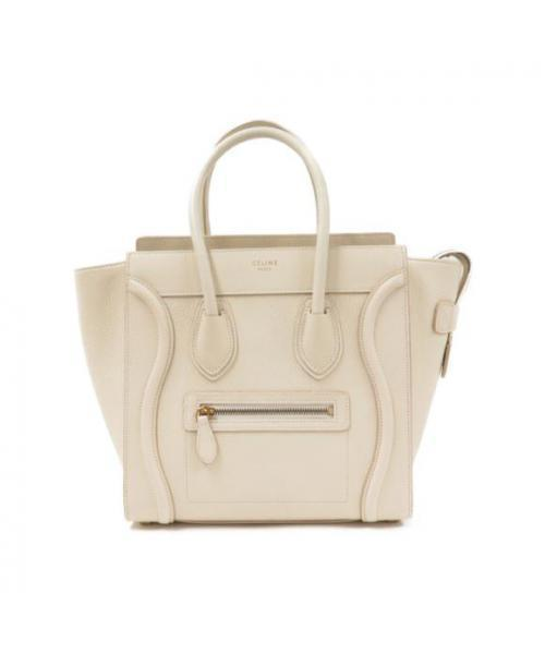 49a1d1a9a168 CELINE(セリーヌ)の古着「MICRO LUGGAGE マイクロラッゲージ(ハンドバッグ)」 