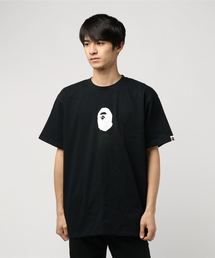 RELAXED A BATHING APE TEE M(Tシャツ/カットソー)