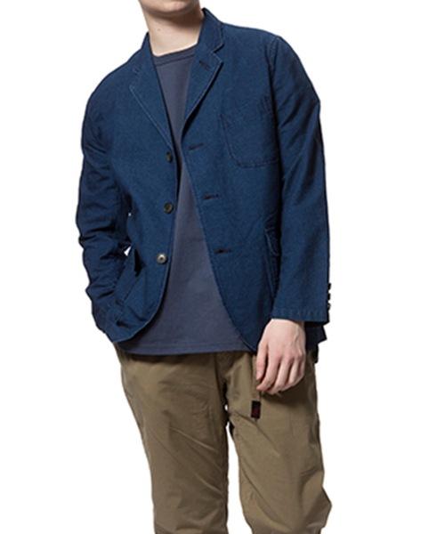 【人気急上昇】 【セール】SONTAKU/ソンタク 経年変化が楽しめるインディゴオックスジャケット(テーラードジャケット)|SONTAKU(ソンタク)のファッション通販, whoop-de-doo:34a4f6a8 --- skoda-tmn.ru