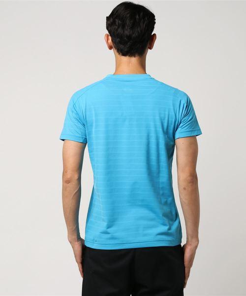 デサント 半袖Tシャツ BRZ+TOUGHTハーフスリーブシャツ DMMLJA66