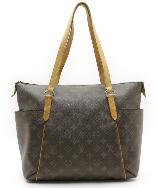 1e120cefcc22 LOUIS VUITTON(ルイヴィトン)の古着「モノグラム トータリーMM トートバッグ(M56689