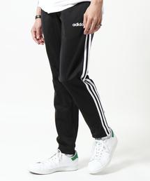 【WEB限定】adidas(アディダス)3ストライプストリコットトラックパンツ(FSG21-DQ3090)