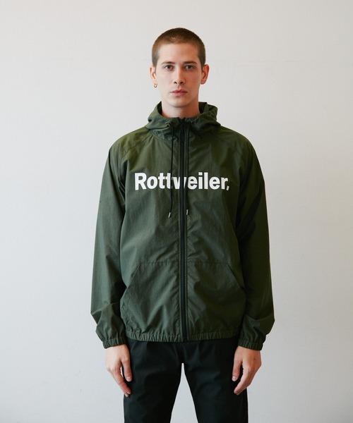 ROTTWEILER(ロットワイラー)の「Nylon Tech Parka(ナイロンジャケット)」|オリーブ