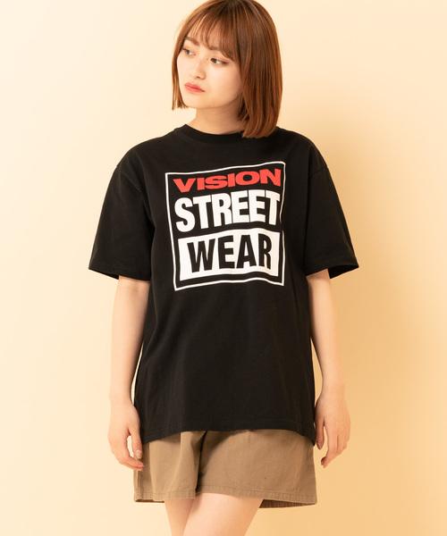VISIONロゴTシャツ