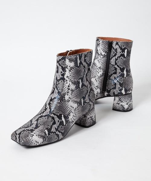 低価格 Square Gem.,ジェム,SMIR Toe Boots(ブーツ) Toe Gem.(ジェム)のファッション通販, sneezy:72d87f80 --- 888tattoo.eu.org