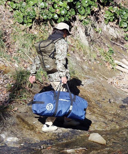 【Land Bridge HAW】Traveler Cargo Bag Grande トラベラーカーゴバッググランデ