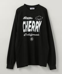 CHERRY LOS ANGELES(チェリー ロサンゼルス)POWER MOTOR LONG/SL  TEE ■■■