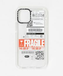 <CASETiFY>FRAGILE iPhone 11PROケース Ψ