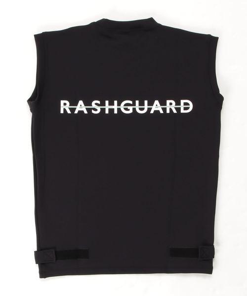 GUACAMOLE(ガカモレ)の「GUACAMOLE RASH GUARD / TANK  ラッシュガード / タンク(ラッシュガード)」|詳細画像