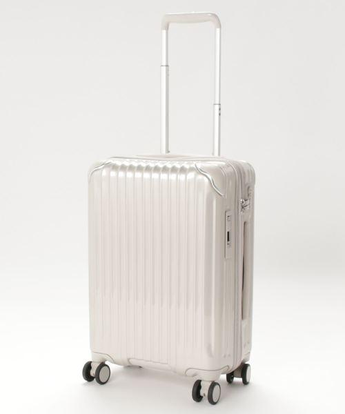 SAC'S BAR セレクト(サックスバーセレクト)の「【CARGO/カーゴ】スーツケース 機内持込サイズ 36L(スーツケース/キャリーバッグ)」|ゴールド系その他