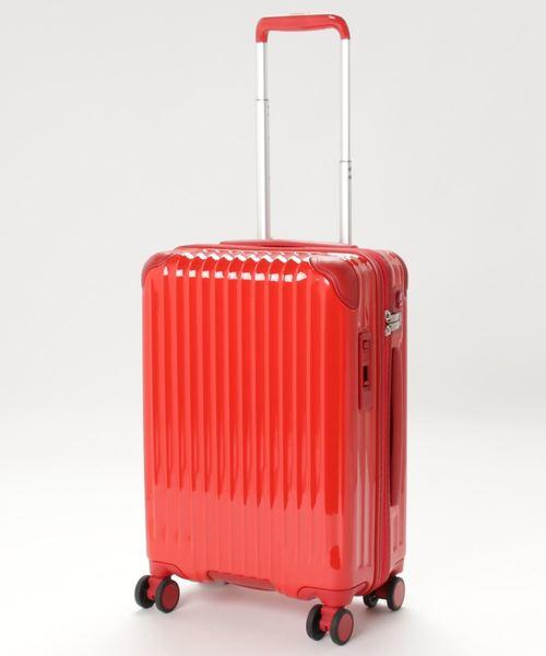SAC'S BAR セレクト(サックスバーセレクト)の「【CARGO/カーゴ】スーツケース 機内持込サイズ 36L(スーツケース/キャリーバッグ)」|レッド