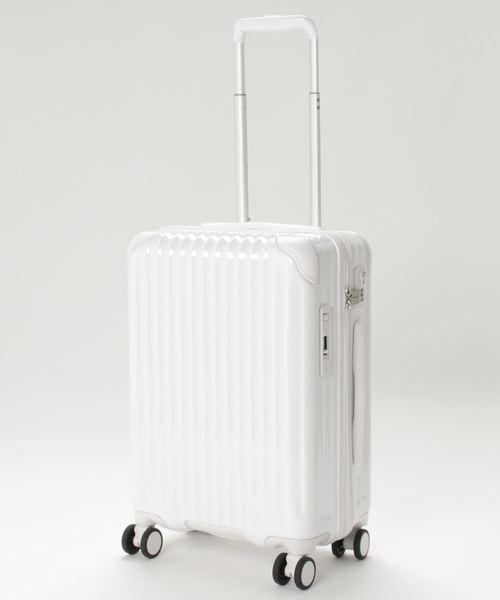 SAC'S BAR セレクト(サックスバーセレクト)の「【CARGO/カーゴ】スーツケース 機内持込サイズ 36L(スーツケース/キャリーバッグ)」|ホワイト