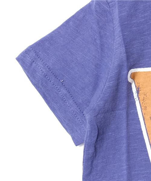 WOWプリント半袖Tシャツ
