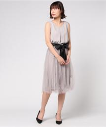 AIMER(エメ)の【apres jour】セットアップドレス(ドレス)