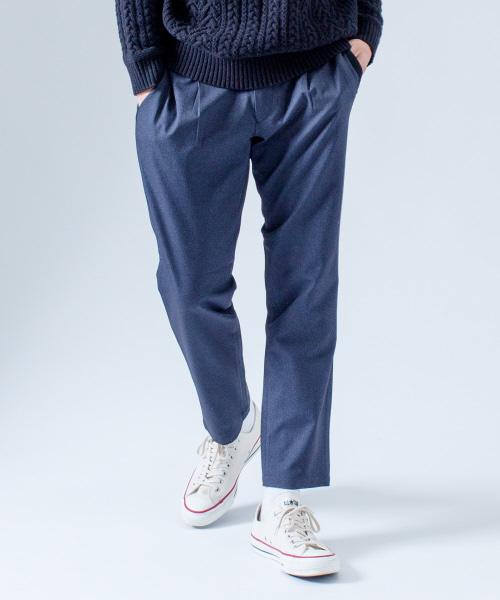 【限定品】 【セール】【ノンストレス/セットアップ対応】ワンプリーツイージーパンツ(パンツ)|ABAHOUSE(アバハウス)のファッション通販, 遠別町:b1c839d3 --- ulasuga-guggen.de