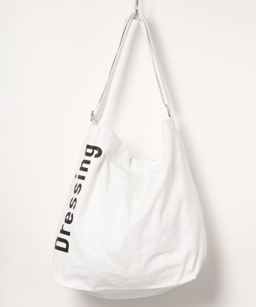 DRESSING TOTE BAG/ドレッシングトートーバッグ