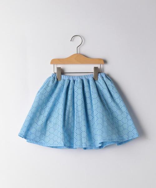 【キッズ】GLR アイレットレーススカート