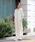 coen(コーエン)の「【WEB限定マキシ丈・新色くすみカラー登場!】CVCサイドスリットフーディーマキシワンピース(パーカーワンピース)(ワンピース)」 詳細画像