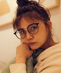 Zoff(ゾフ)の村田倫子モデル|Zoff CLASSIC Girls Collection|ボストン型めがね(メガネ)